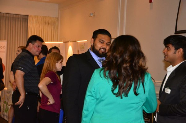 Networking... There is no better place to begin than at the Oakville Chamber of Commerce!