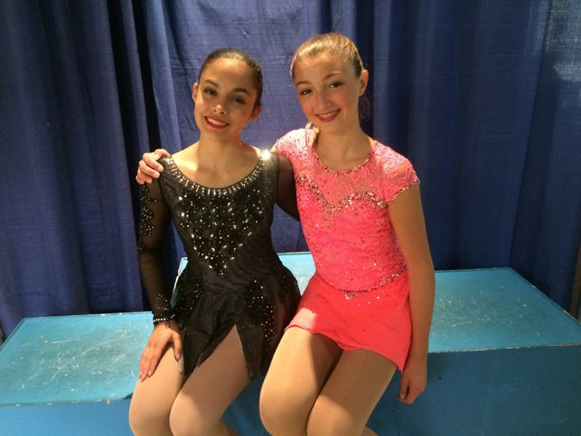Madeline Schizas and Natalie Walker have been identified as part of Skate Canada's 'Next Gen'
