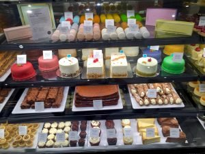 Pastry Display