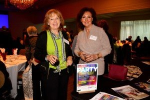 Cindy Popp and Rosemary McNealy