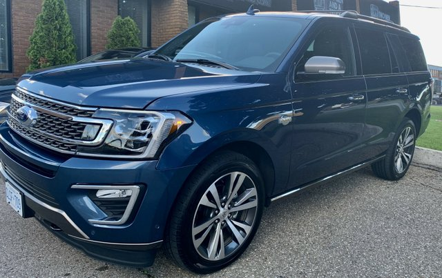 Expedition King Ranch Ford 2020