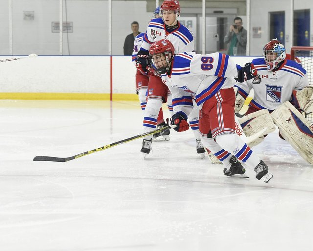 Oakville Blades on Ice