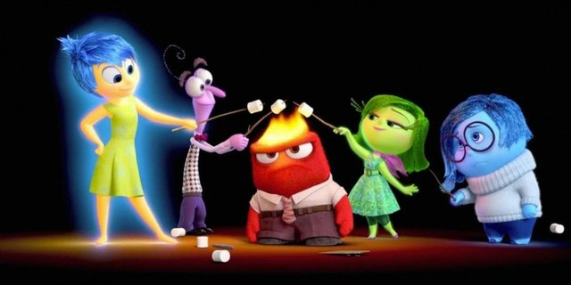 Characters of Inside Out
