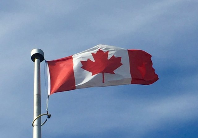 February 24th Proposed Bill C-51, Canadian Flag