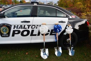 The Halton Region Police Service is World Class! The Ground-breaking Celebration