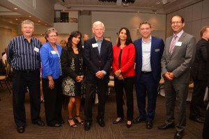 Anita Anand LLM &  the Canadian Club of Halton Peel Head Table,