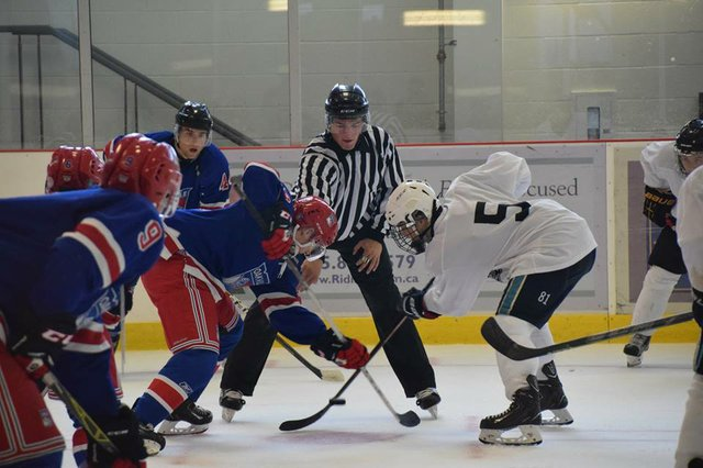 Oakville and Georgetown get ready for a face-off.