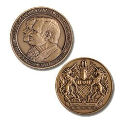 Two faces of coin