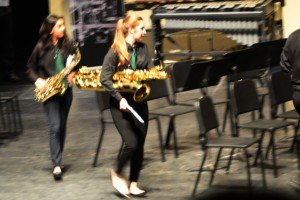 T. A. Blakelock High School Senior Wind Ensemble Artists Ready to Play at Music Fest Canada 2015