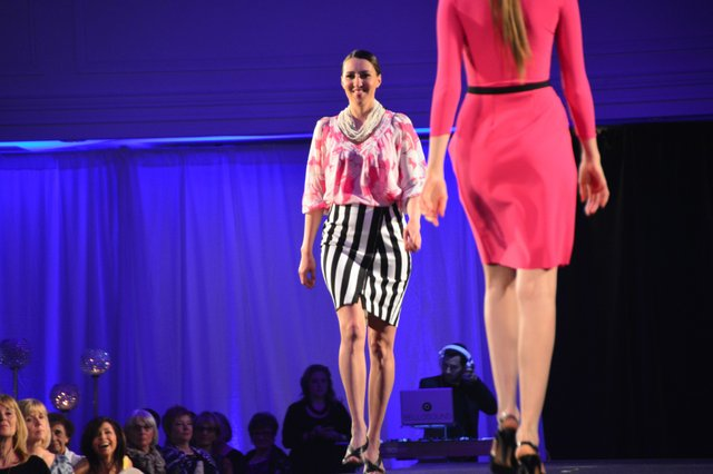 """The MAY COURT'S Club of Oakville """"TIME TO SHINE"""" 2015 FASHION SHOW"""