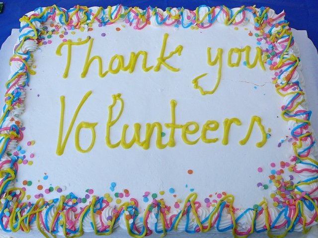 thank-you-volunteers-cake