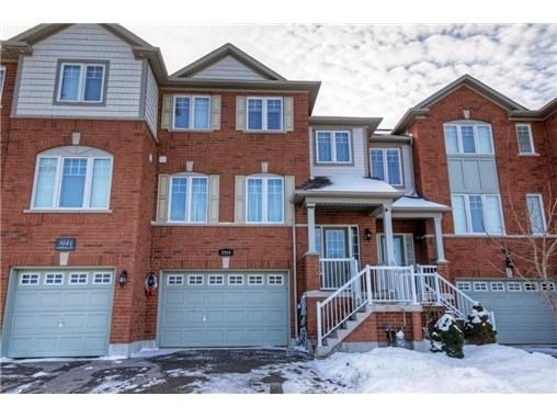 3 storey town home
