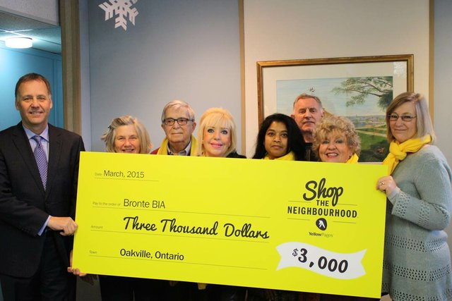 First photo from left to right: Chris Long, Vice President Sales, Central Canada Janet Bedford, Board Member Ralph Robinson, Board Member and Ward 1 Councillor Town of Oakville Linda Leatherdalde, Board Member Carolyn Moshtagh, Vice Chair Roger Lapworth,
