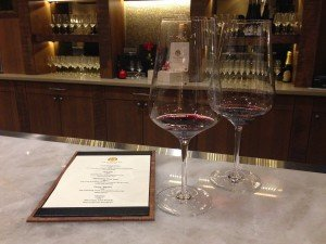 Two Sisters Vineyards Cabernet Franc and Eleventh Post