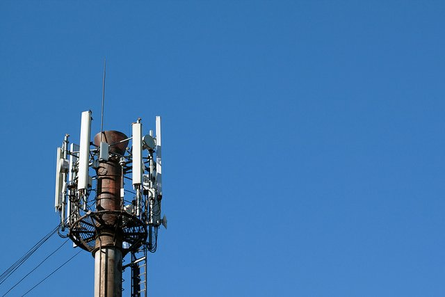 Cell Communications Tower