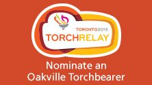 Image for Pan Am Torch Relay