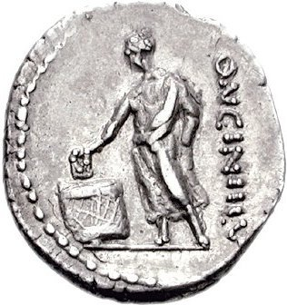 Roman Election Coin