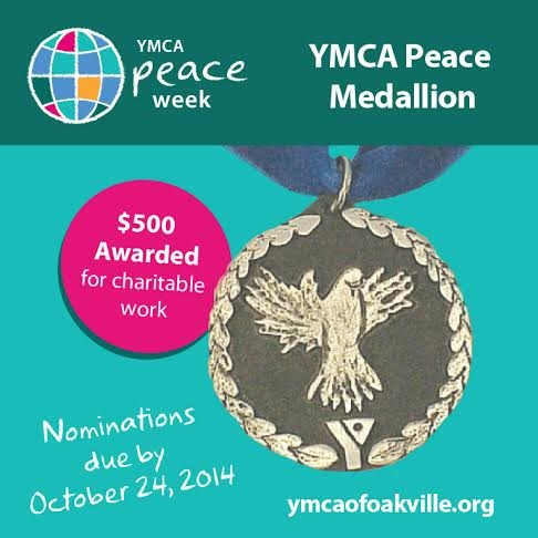 Poster for Peace Medallion