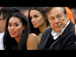 Donald Sterling the past owner of the LA Clippers