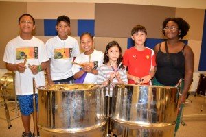 Canadian Caribbean Steel Pan Performance - Q.E. Park Community Centre for Culture Days in Bronte