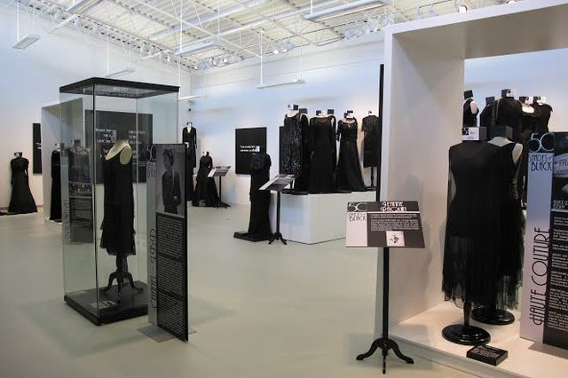 Black Dresses from 50 Shades of Black