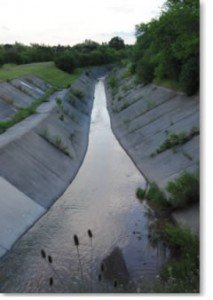 Morrison Creek Diversion, Oakville News, Dave Gittings