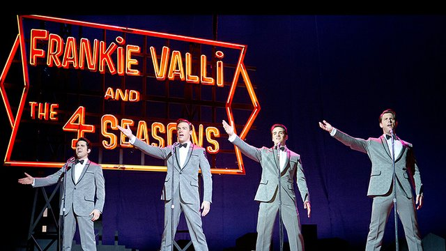 Poster for Jersey Boys