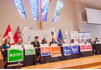 All Oakville, and Oakville North candidate running for the ontario 2014 Elections