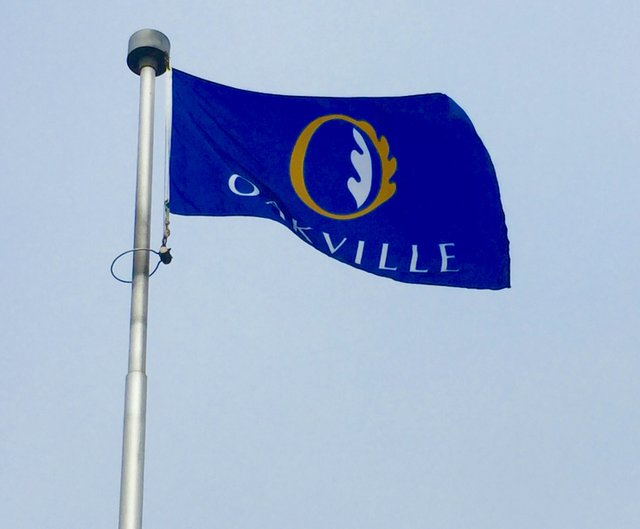 Oakville February 11th thru 19th 2018 Mayoral Candidates Debates 2018 Municipal Articles Town of Oakville Flag