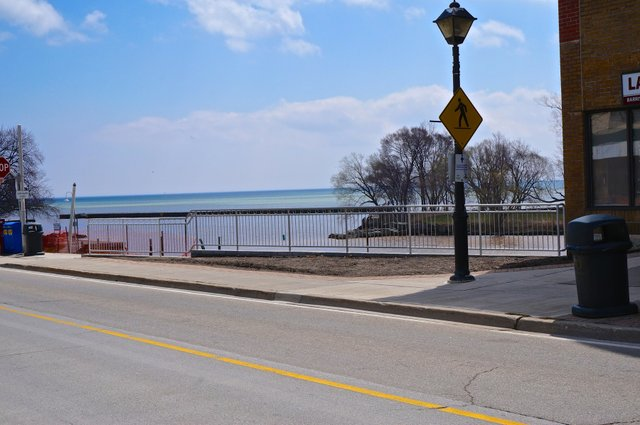 Bronte Harbour Looking South, Oakville News, May 3 2014