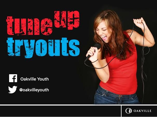 Tune Up Tryouts, Oakville News