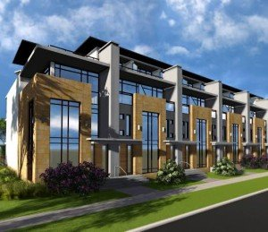 Wave Condo Townhomes by Matas