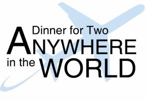 Dinner for Two Anywhere in the World, United Way, Oakville News
