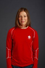 Canadian Olympic Gold Medalist Becky Kellar Duke; Photo Credit: Jeff Vinnick-Hockey Canada