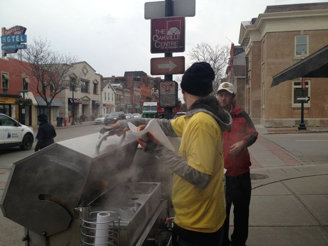 Street Meat: Oakville News