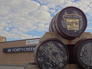 Forty Creek DistilleryPhoto credit: © C. Silversides