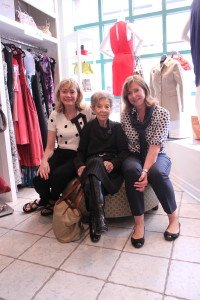 The ladies of 'By Consignment': (L to R) Melita Kravis, Jean Ockerse, Sandi Hicks